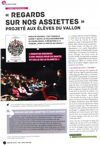 Journal Cran Gevrier Avril Mai 15