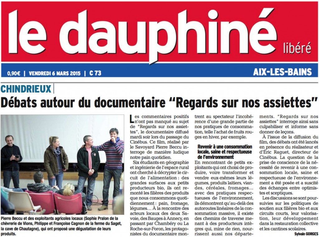 article chindrieux